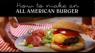 Video-recipe for EFL learners: How to make an all American Burger