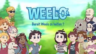 Weelo : unsere App für Acht- bis Zwölfjährige, so macht Lernen Spass!