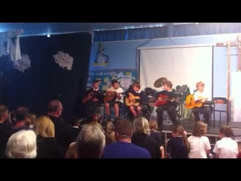 Alfies Musical Recital
