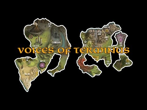 Pantheon Rise of The Fallen Voices of Terminus Show #95 Mechanics: Reputation System Theoriecraft