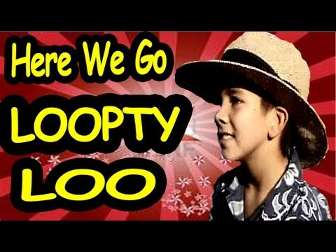 Here We Go Loopy Loo - Children's Song - Kids Songs by THE LEARNING STATION