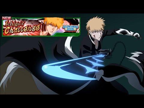 Bleach Brave Souls: Ichigo Challenge CARREGADO!!! Omega Play
