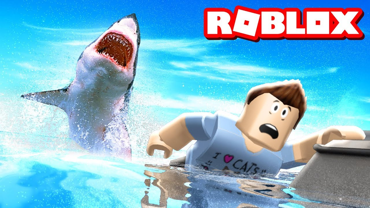 Attack Of The Megalodon Roblox Shark Bite Virus Free Roblox