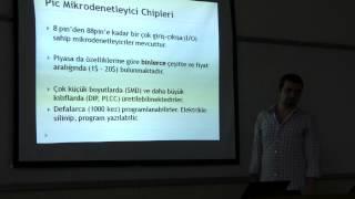 Repeat youtube video Pic - Basic Dersi | İTÜ Robotik Kulübü - 1