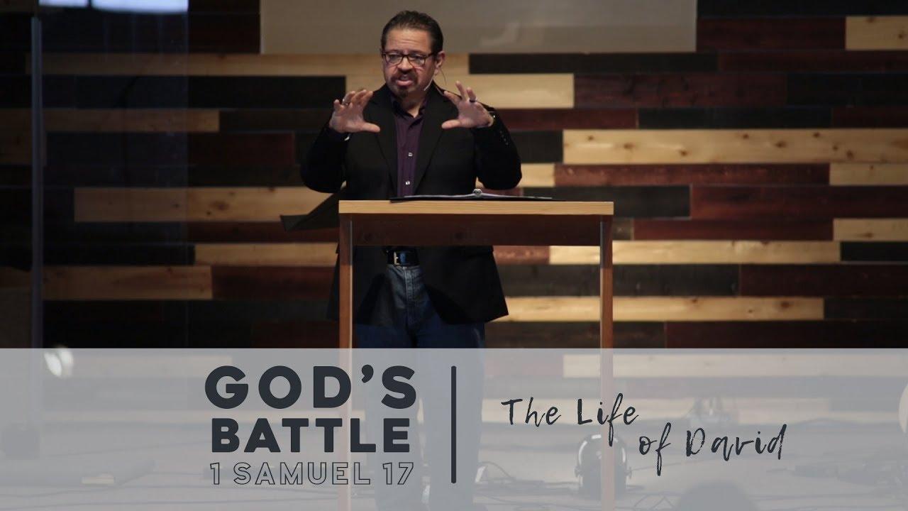 Download God's Battle | 1 Samuel 17 | David and Goliath