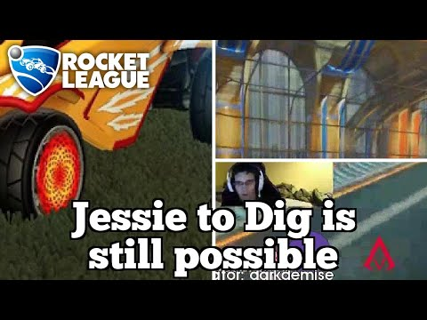 Pro Rocket League Highlights: Jessie to Dig is still possible thumbnail