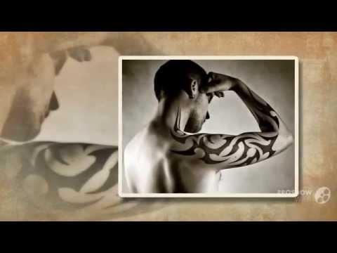 Абстракции татуировки