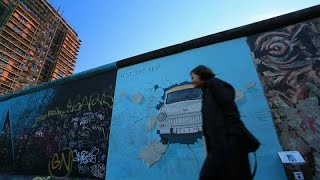 El Muro de Berlín, una galería intocable