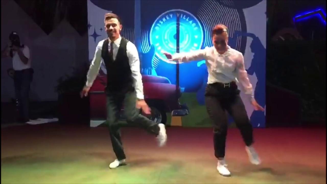 Boogie Woogie au festival rock de Disney village - Believe in Swing - Dance and Circus Events