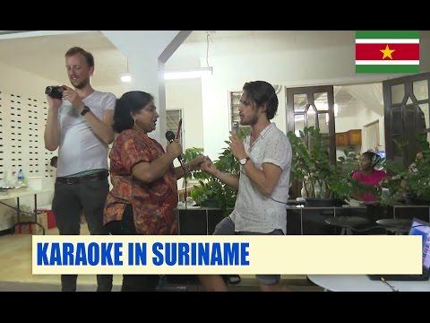 Streetlab - Karaoke in Suriname