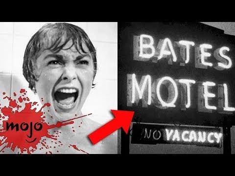 Топ 10 Самых Страшных Мест в Фильмах Ужасов