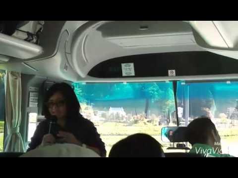 Asyiknya profesi tourist guide by Tetty Ariyanto