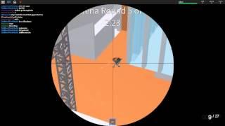 ROBLOX Awp-Attack [Beta] Kinderhacker