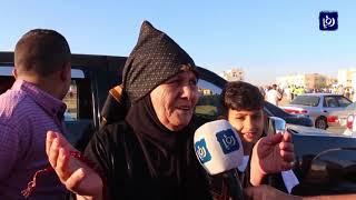 أجواء مبهجة تعم محافظة المفرق احتفالاً بعيد الأضحى المبارك - (1-9-2017)