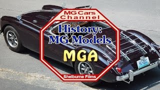 MGAs on thte MG Cars Channel -