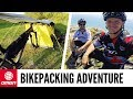 Blake Samson And Neil Donoghue Go Bike Packing | Welsh MTB Adventure