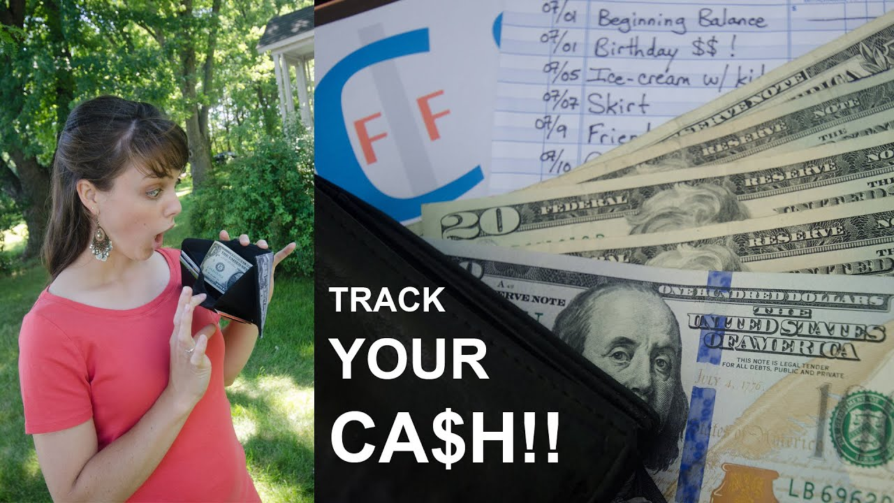 Trouble Keeping Track Of Cash - Christian Family Finance 002