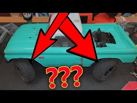 The Ultimate RC Crawler Car MOD (Axial SCX10 & Other Crawlers)