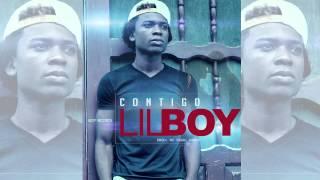 Video Lil Boy - Contigo (Audio) download MP3, 3GP, MP4, WEBM, AVI, FLV Juni 2018