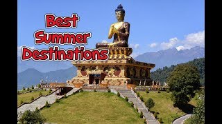 Best summer destination in India