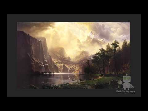 The Hudson River School: Texture & Rendering Tutorial