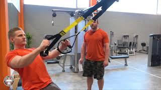 Training am Synrgy360 - Functional Movement Turm