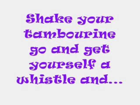 eve- tambourine  lyrics