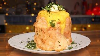 Цеппелины рецепт Курица с картошкой в духовке Ужин быстро и вкусно