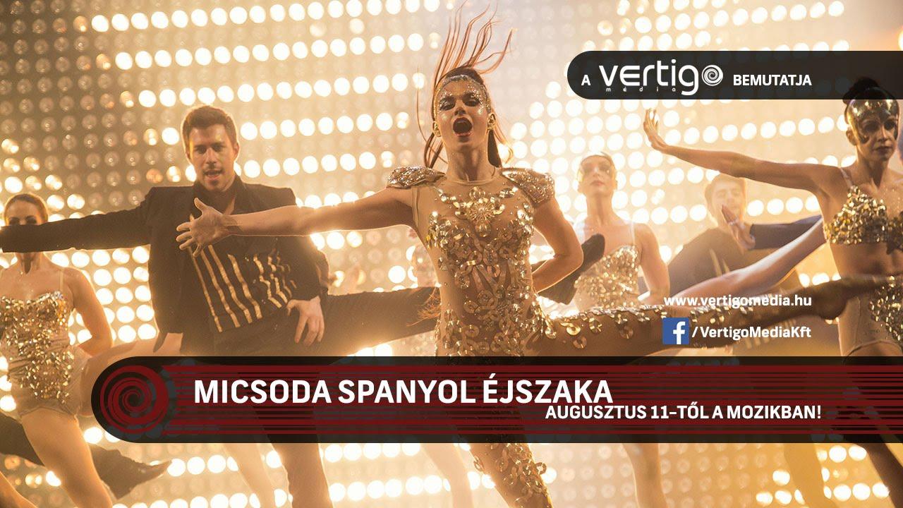 Micsoda spanyol éjszaka! (16) magyar feliratos előzetes