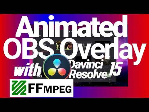 Download How To Make A Transparent Animated Overlay For Obs