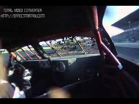 American Stock Heat Race #2 - August 31, 2012 - Ocean Speedway Watsonville