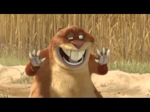Funny Animated Short Film of A Beaver
