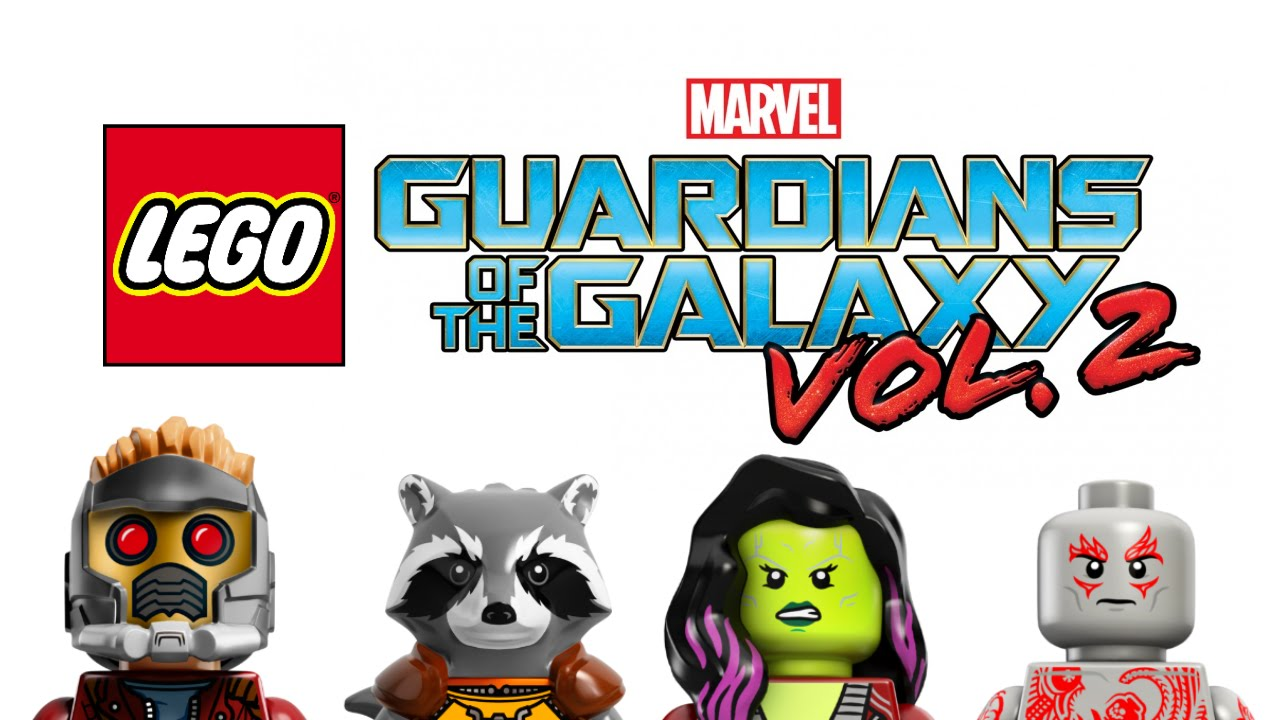 LEGO Guardians of the Galaxy Vol  2 sets coming in 2017!