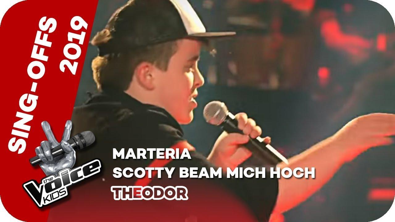 Scotty Beam Mich Hoch