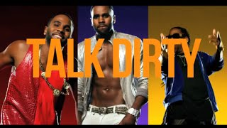 Talk Dirty - Jason Derulo ft. 2 Chainz (Clean)