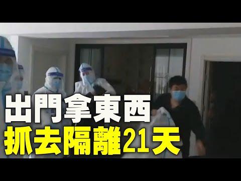 """河北老人外出被绑树上:""""再出来,我砸死你"""" (图/2视频)"""