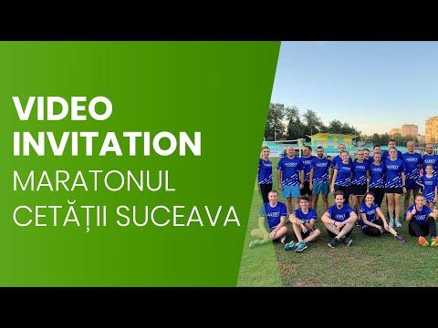 Invitație la Maratonul Cetății Suceava 2019   ASSIST Software