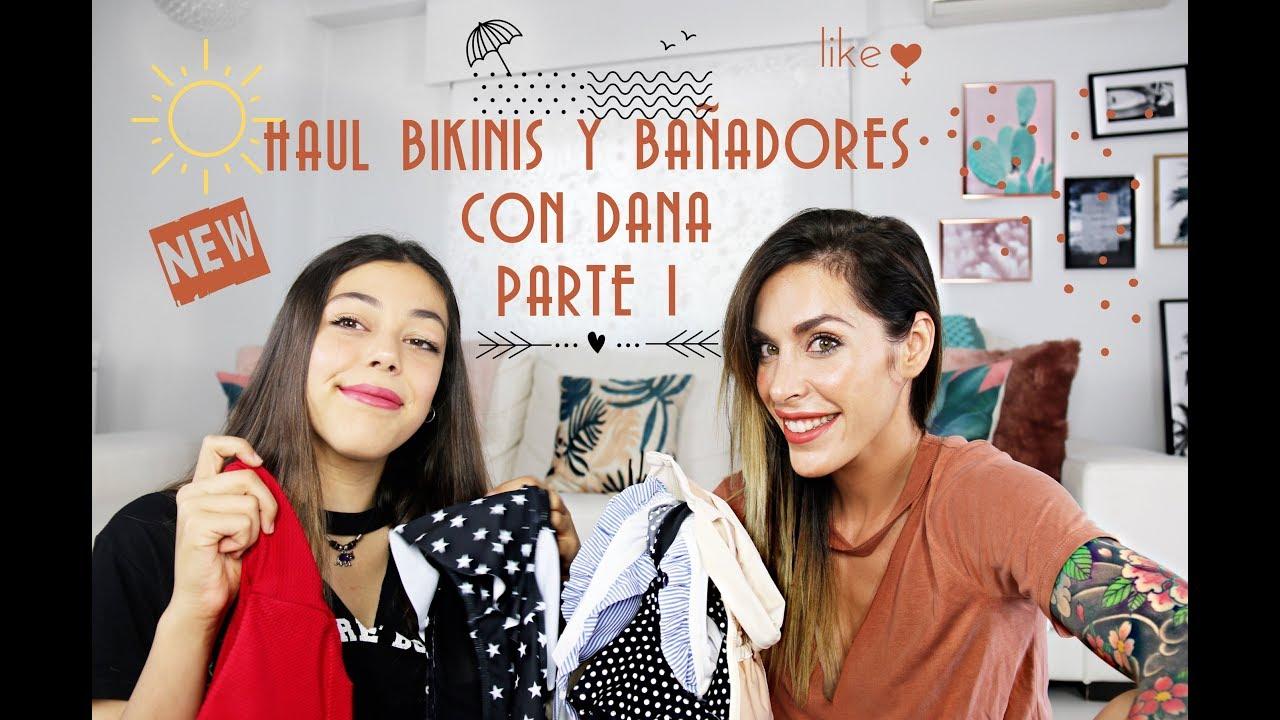HAUL BIKINIS Y BAÑADORES CON DANA- PARTE I: OYSHO, H&M, PRIMARK, SHEIN.