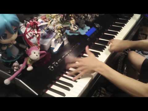 【ピアノ】 「打打打打打打打打打打」を弾いてみた 【REFLEC BEAT】