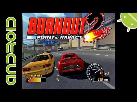 Burnout 2: Point of Impact - NVIDIA SHIELD Android TV - Dolphin Emulator 5.0-10888 - GameCube - 동영상