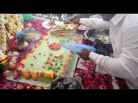 Tajudin Baba Birthday Celebrate