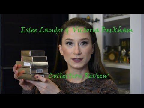 Estee Lauder & Victoria Beckham Collection. Полный обзор.