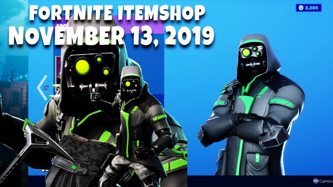 *NEW* BUNDLE!Fortnite item shop (November 13, 2019) [Fortnite Battle Royale]