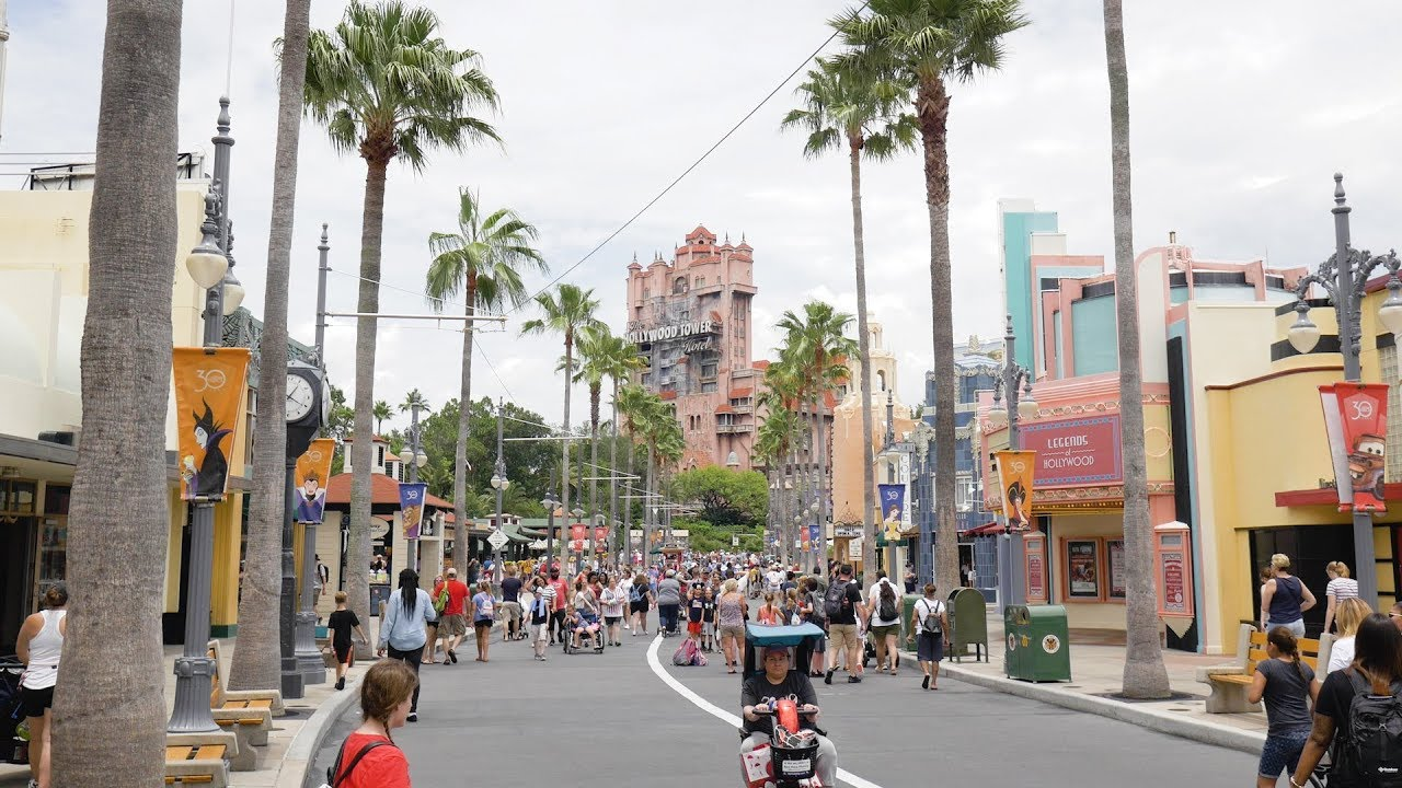 Image result for rainy day at hollywood studios