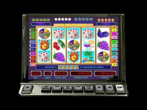 Slot-O-Pol • Казино Игра • Ротативка • Слот