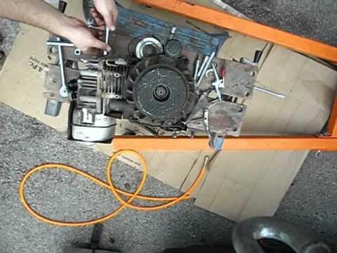 Exclusive Craftsman Riding Mower 12 Hp Tecumseh Motor Tear