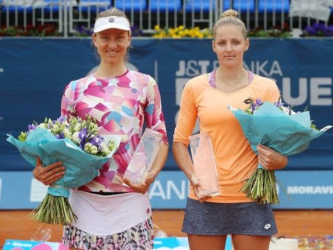 2017 Prague Open Final | Mona Barthel vs Kristyna Pliskova | WTA Highlights