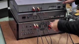迴音擴大機與等化器接線,調整