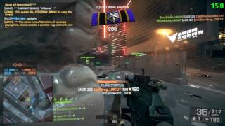 Battlefield 4 | PC | Gameplay on Bug Infantry Server