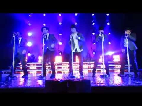 New Kids On The Block - Single live in Zurich